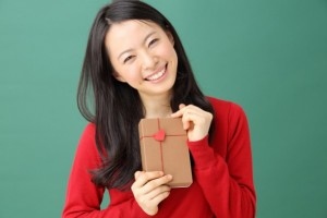 女性へのプレゼント